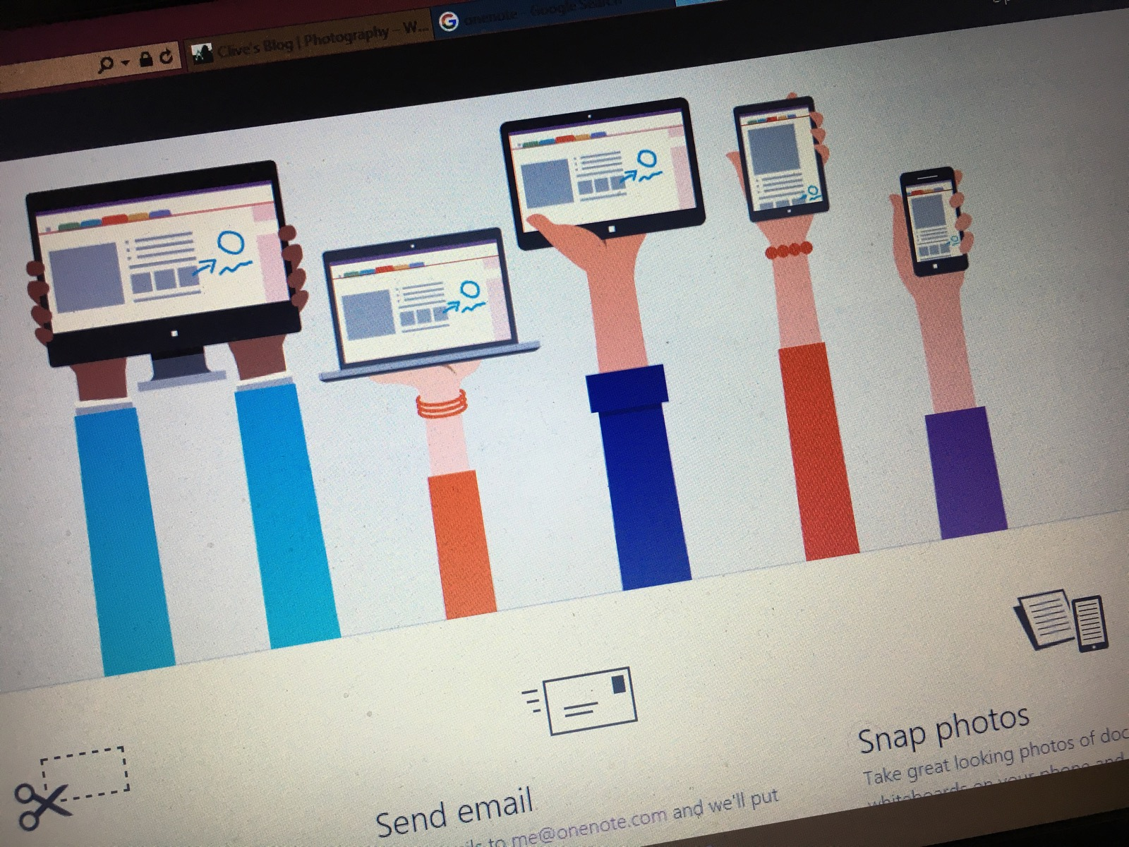 Microsoft OneNote Tips